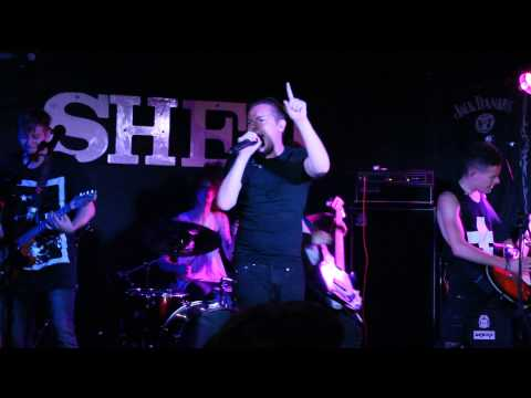 The Reckless Youth at The Shed, Leicester, 18/09/15