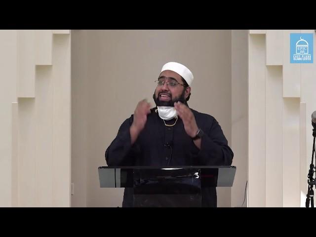 We Must Turn to Allah | Imam Nadim Bashir | Jumuah Khutbah