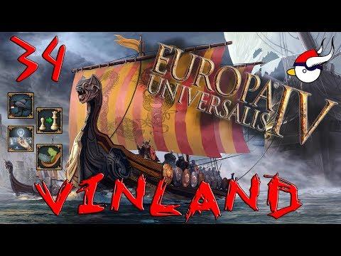 VINLAND - Europa Universalis 4 | Gameplay ITA #34