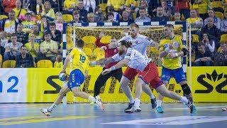 Виве Кельце - БГК им Мешкова. Лига Чемпионов (17-11-2018)