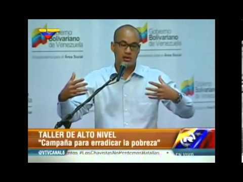 """Héctor Rodríguez: No sacaremos al pueblo de la pobreza porque podrían volverse """"escuálidos"""""""