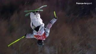 JO 2018 : Ski acrobatique - Slopestyle. Antoine Adelisse et Benoit Buratti privés de finale