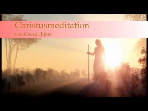 """Meditation """"Begegnung mit Christus  und der Liebe"""""""