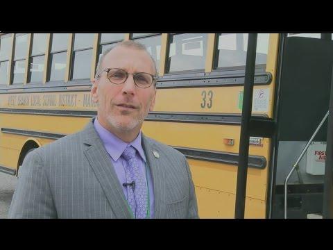 West Branch School Board accepts superintendent's resignation