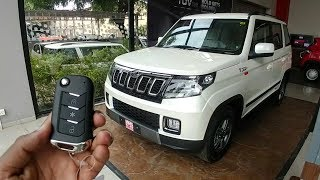 Mahindra Tuv 300 T10 (o) 2019 detailed review