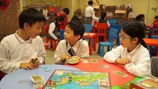 plkctslps的Chinese Room Board game 2 - PLKCTSLPS 保良局陳守仁小學 2018-19相片