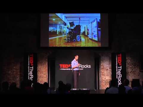 Enabling technology   Jordan Nguyen   TEDxTheRocks