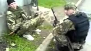 Донецк 09 05 14  Батальон 'Восток' разоружил 120 нацгвардов Ukraine, Donetsk(Подписывайтесь на канал - будьте в курсе новых видео ! Только свежие новости - обновления каждый час !!! Украи..., 2014-05-09T20:08:37.000Z)