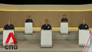 GE2020: PV Candidates For Pasir Ris-Punggol GRC Speak In Constituency Political Broadcast, Jul 6