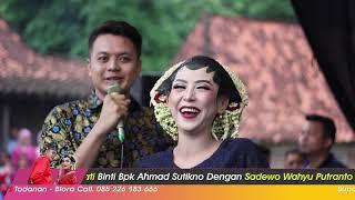 Mempelai Nyanyi Bikin Baper Memory Berkasih Anis & Sadewo MP3