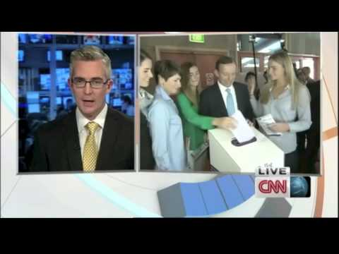 CNN International- Australian Election [07.09.13]