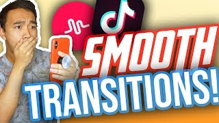 Hey guys! here's a new way of how you can do smooth transitions on musical.ly tik tok! if guys noticed ever since merged with tok that the...