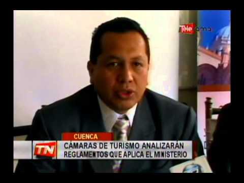 Cámaras de turismo analizarán reglamentos que aplica el ministerio