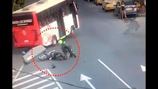 Escuadrón contra fleteros busca frenar aumento de robos en las calles de Medellín