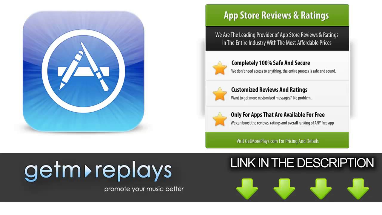Buy App Store Ratings and Reviews Safe For Cheap