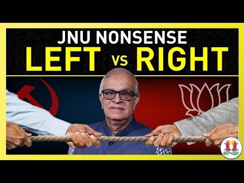 JNU Must Fight Left vs Right Nonsense