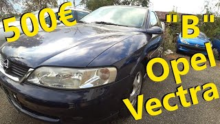 "Opel Vectra ""B"" 1999 // Авто в Германии"