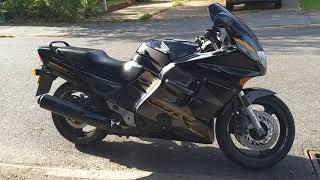 Honda CBR 1000F 1996 - Video for selling purposes