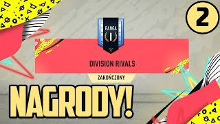 WOW! NAGRODY ZA RANGĘ 1!! - FIFA 20 ULTIMATE TEAM PL [#2]
