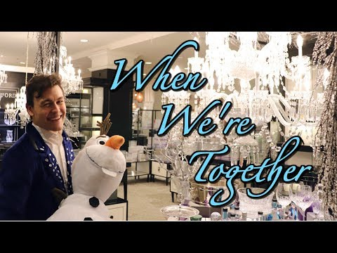When We're Together (from 'Olaf's Frozen Adventure') - Roger DiLuigi (Male Cover) ~ Christmas 2017