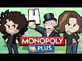 Monopoly Plus: Running Low - PART 4 - Game Grumps VS
