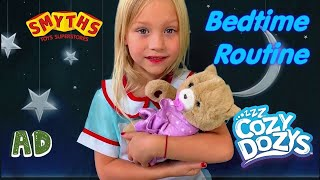 Pretend Play | Bedtime Routine | SmythsToys Hunt for Little Live Cozy Dozy Cuddles