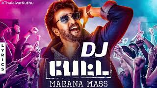 Marana Mass Telugu DJ Song   Petta   Superstar Rajinikanth   Gopal   Anirudh