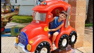 Wheels on the Bus Song *دمية طفل ومضحك طفل اللعب متعة Nursery Rhymes For Kids