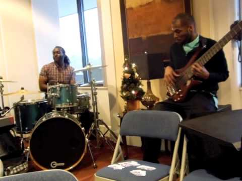 """""""This Christmas"""" Performed by Reggie Payne & TRIBE Inc"""