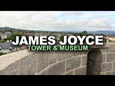 IRELAND | Dublin's James Joyce Tower & Museum