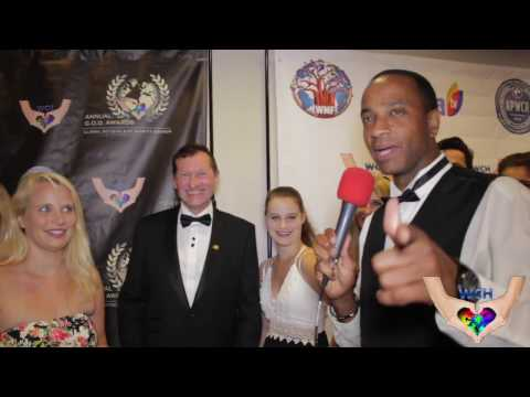 """GOD AWARDS FOOTAGE INTERVIEW WITH """"Angelo Borer"""""""