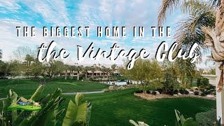The Biggest Home in the Vintage!!!!