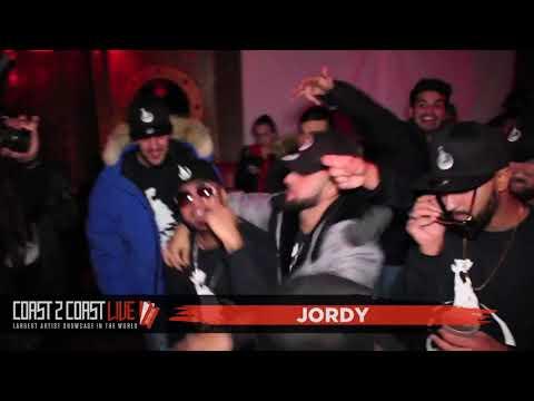 JORDY (@dluxjordy) Performs at Coast 2 Coast LIVE | Toronto Edition 11/30/17 - 1st Place