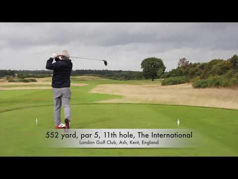 London Golf Club, The International Course