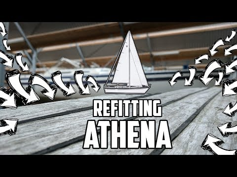 Sail Life - Removing the old teak deck & issues with the deck - DIY sailboat refit