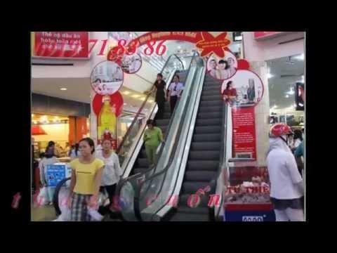 Cho thuê biển quảng cáo siêu thị Coopmart
