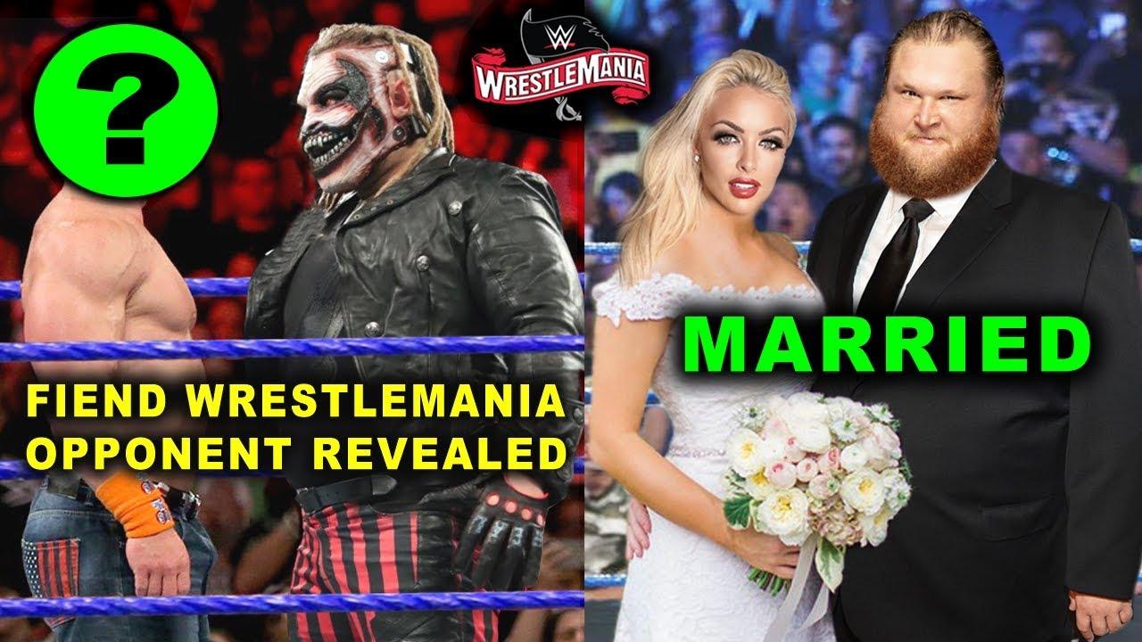 WWE WrestleMania 36 Rumors: Otis vs. Dolph Ziggler Planned for ...