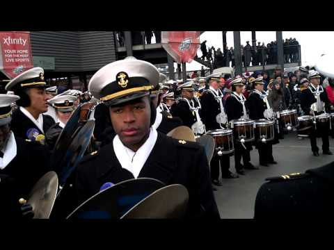 2013 Army/Navy Drum Line Battle