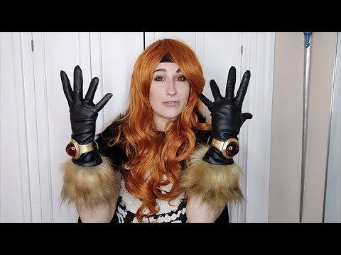 Sorceress Glove Tutorial - Sewing cosplay gloves with the Pfaff Performance Icon