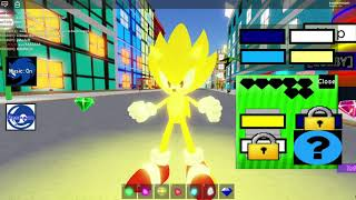 Sonic Universe rp:All forms and chaos emeralds locations