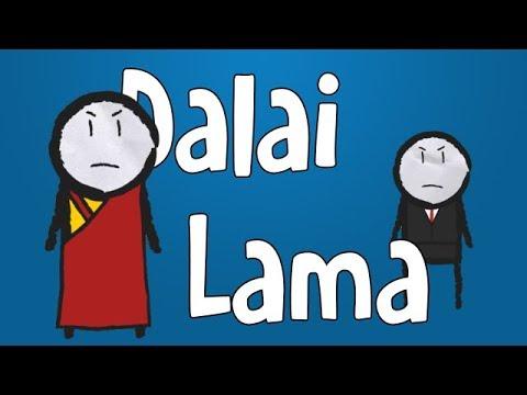 C'est qui le Dalaï Lama ?