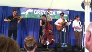 The Abby Hollander Band at Grey Fox 2015