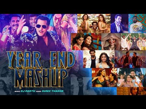 Year-End Mashup 2019 | Dj Parth | Sunix Thakor | Best Of 2019 Mashup