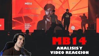 Eliminatoria MB14 GBB 2019   Videoreaccion y analisis de la GBB 2019   Orodreth