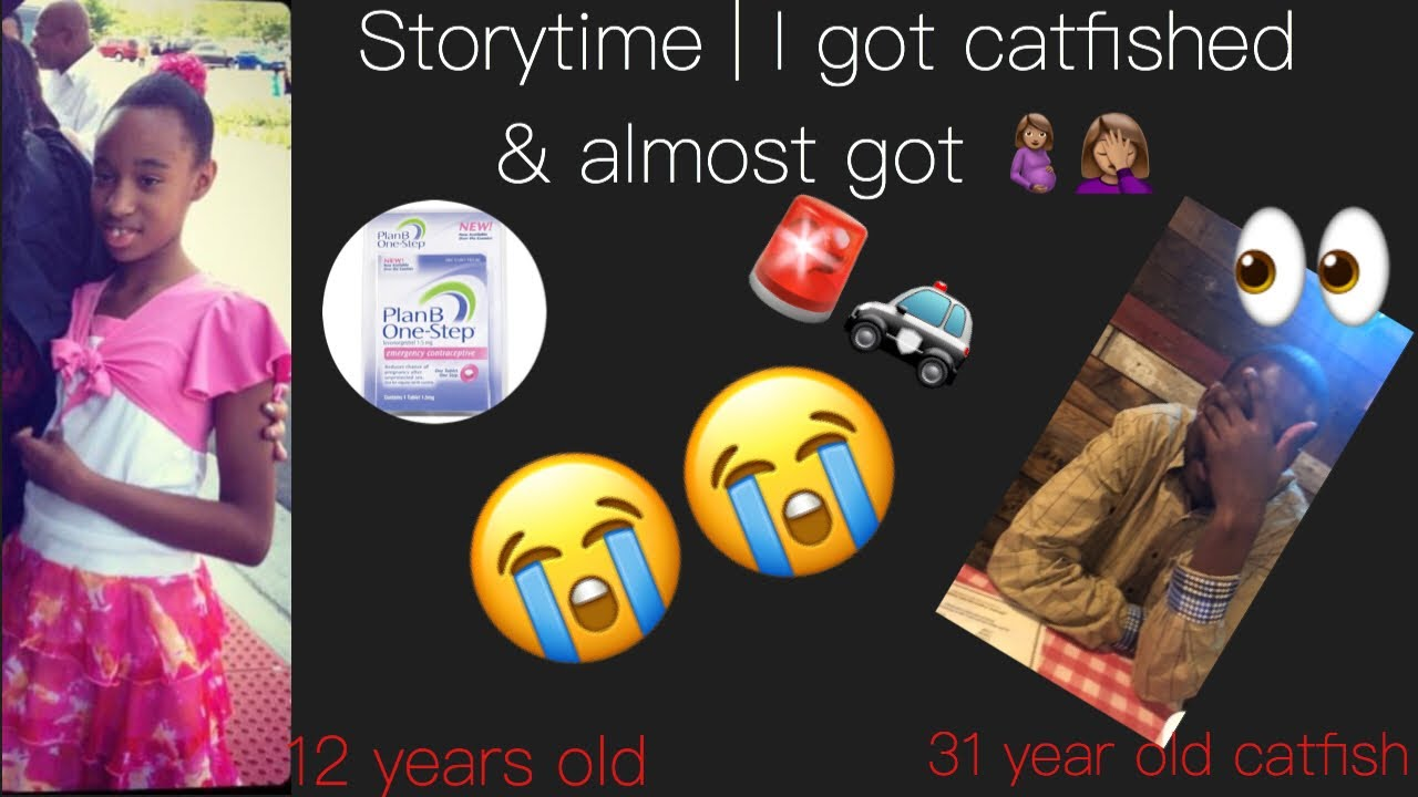 Download STORYTIME   I WAS CATFISHED FOR 4 YEARS + STD SCARE