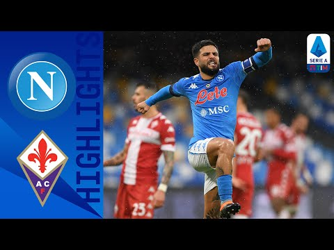 Napoli 6-0 Fiorentina   Sei reti del Napoli alla Fiorentina!   Serie A TIM