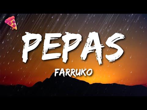 Farruko – Pepas (Letra/Lyrics)