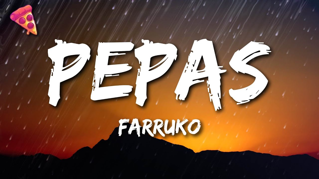 Download Farruko - Pepas (Letra/Lyrics)