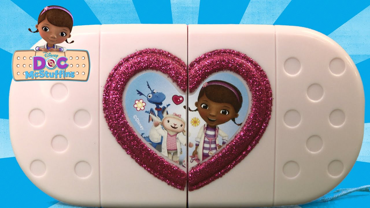 Doc Mcstuffins Toy Hospital Magical Toysponder From Just Play Youtube