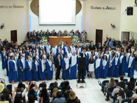 Coral Jovem Sede IEAD-SBC - O extraordinário (Jotta A.)